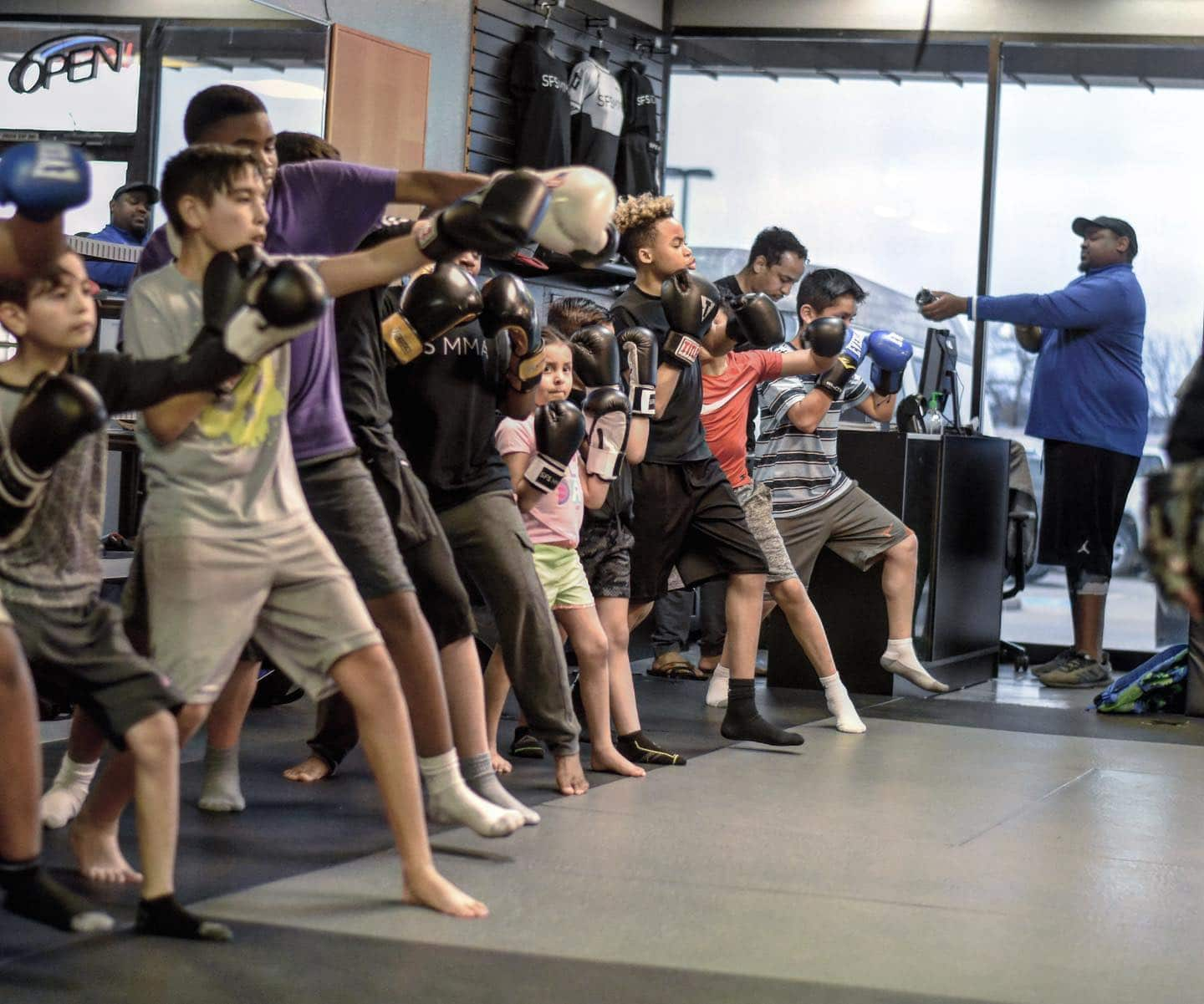 SFS MMA Gallery Photo Number 12